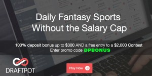 Draftpot Promo Code and Review